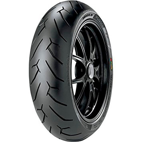 Pneu Pirelli Diablo Rosso 2 190-55-17