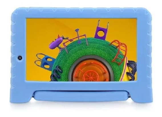 Tablet Azul Discovery Kids Nb290 - Multilaser