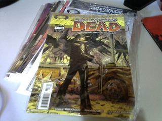 Hq The Walking Dead Da Numeração 1 Ao 18