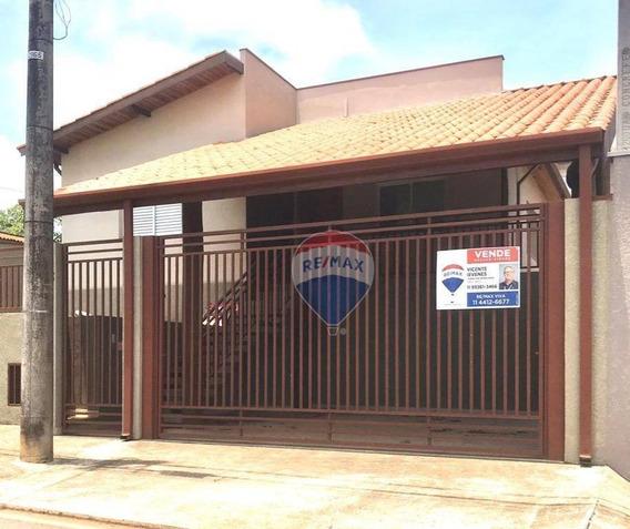 Casa Com 3 Dormitórios À Venda, 185 M² Por R$ 550.245 - Jardim Dos Pinheiros - Atibaia/sp - Ca5725