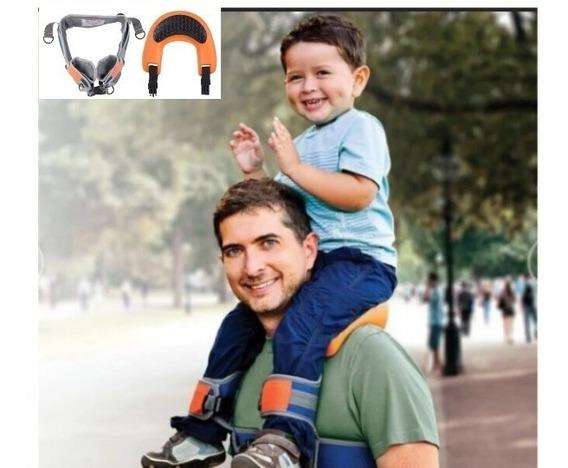 Porta Bebes/niños De Hombros , Sanddle Bab Envio Gratis