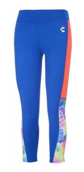 Leggins Charly Azul Dama 1470574 Orignal And.dep.3