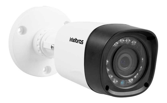 Câmera Intelbras Hdcvi 1220b G4 Full Hd 3,6 Mm 1080p 20m