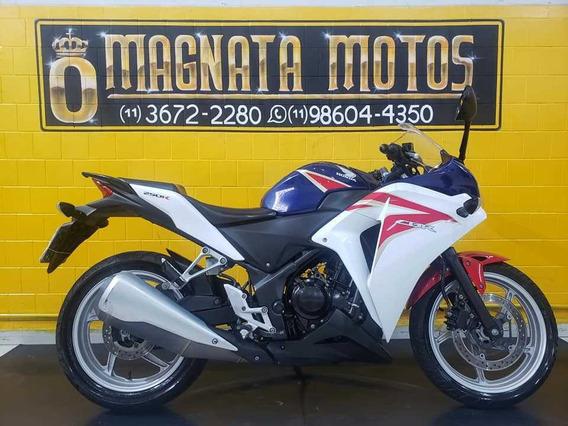 Honda Cbr 250 - 2012 - Azul - Gil 947234344