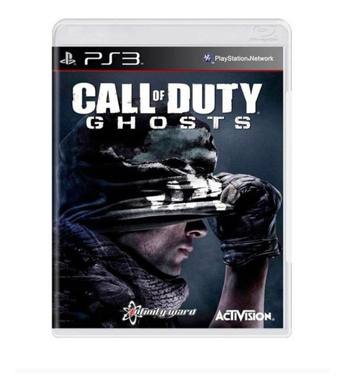 Call Of Duty Ghosts - Ps3 - Original - Usado