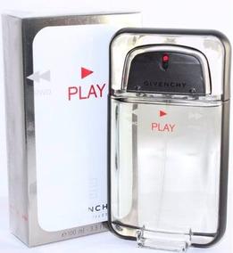 Perfume Play Givenchy --- 100ml Caballero 100% Original