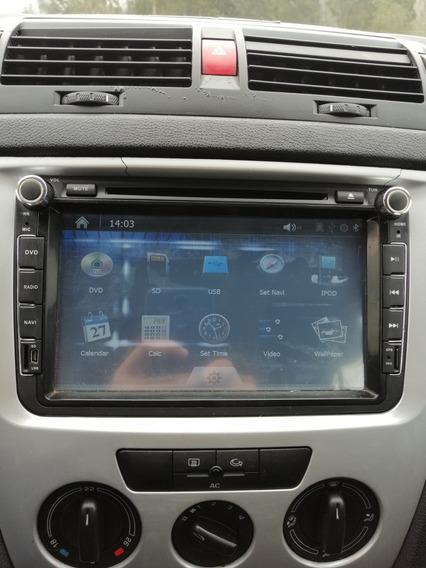 Radio Pantalla Para Volkswagen, Skoda, Seat, Dvd, Gps,