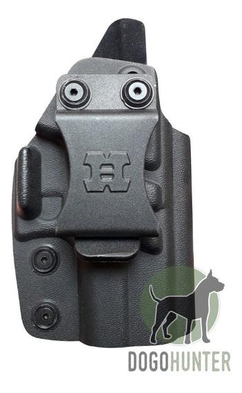 Funda Pistolera Kydex Houston Interior Glock 43