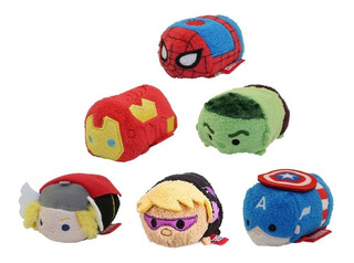 Tsum Tsum Peluches Avengers