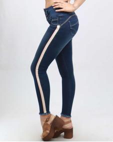 Cintas Jeans Cintura 4 Boton New Temporada