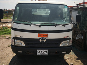 Se Vende Camion Marca Hino, Con Sistema De Succion De Agua.