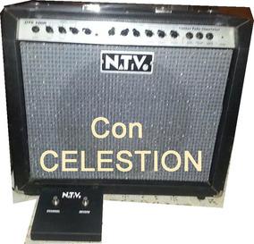 Amplificador Nativo Gts 100 Celestion 100 W P/ Guitarra