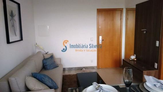 Apartamento Com 1 Quartos Para Comprar No Lundcéia Em Lagoa Santa/mg - 4406