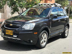 Chevrolet Captiva Sport Platinum At 3000 Cc 5p 4x4