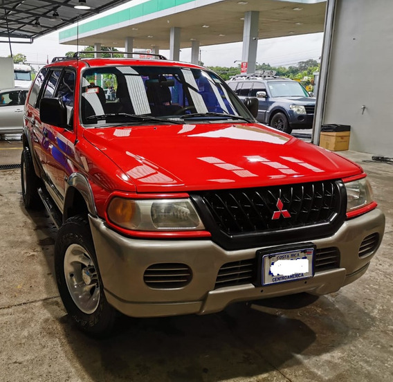 Mitsubishi Montero Sport En Buen Estado