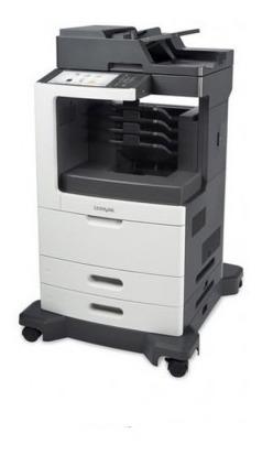 Impressora Multifuncional Laser Monocromática Lexmark Mx811de