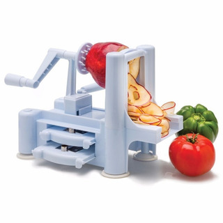 Cortadora De Verduras 3 En 1 - Ideal Para Vegetarianos!