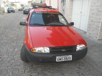 Oportunidade! Pick-up Ford Courier 1999 1.3 Gas Motor Novo