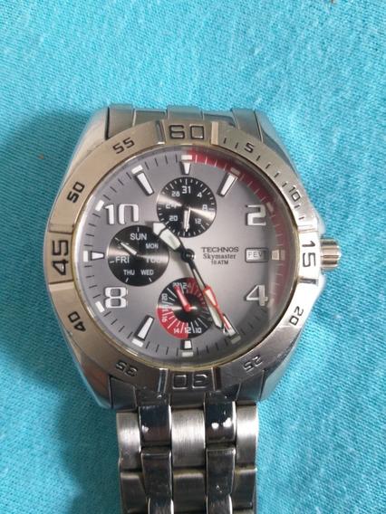 Relógio Technos De Pulso 6p89ap