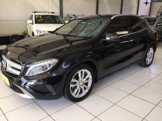 Mercedes-benz Gla 200 1.6 Cgi Advance 16v Turbo Flex 4p Auto