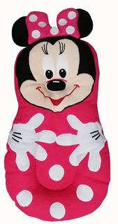 Almohada Cojín Para Coche Bebe Minnie Mickey