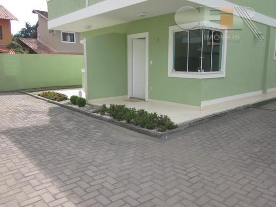 Casa Com 2 Dormitórios À Venda, 80 M² Por R$ 315.000 - Engenho Do Mato - Niterói/rj - Ca0461