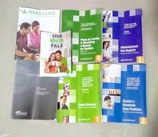 Herbalife Manual Consultor Independente Catalogo E Revistas