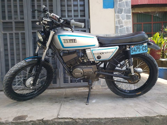 Vendo Yamaha Rx 100