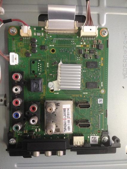 Placa Principal Panasonic Tc-l24xm6b Tnp4g543