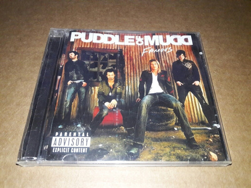 Puddle Of Mudd - Famous (cd) (usa)