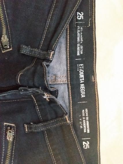 Pantalón Jean Etiqueta Negra
