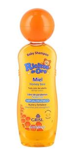 Shampoo Ricitos De Oro Miel Grisi 250 Ml