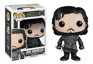 Funko Pop Jon Snow #26 Game Of Thrones Jugueterialeon