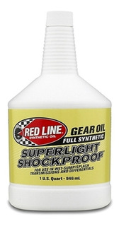 Aceite Red Line Superlight Amarillo Competicion