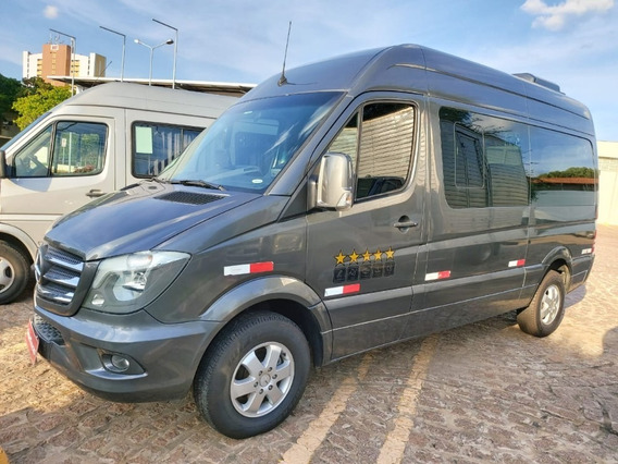Mb Sprinter 415cdi 15+1 2018 Luxo Selectrucks