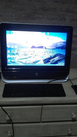 Computadora Con Poco Uso Hp Touch Pavilion 8gb 1tb Windows 8
