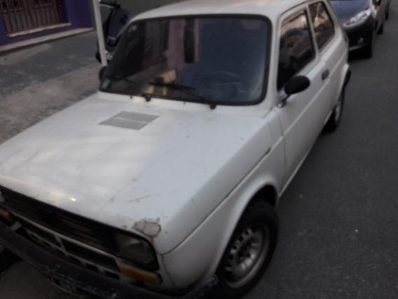 Fiat 147 Brio Modelo 90