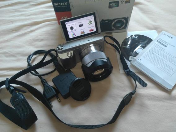 Sony Alpha Nex-f3 Profissional