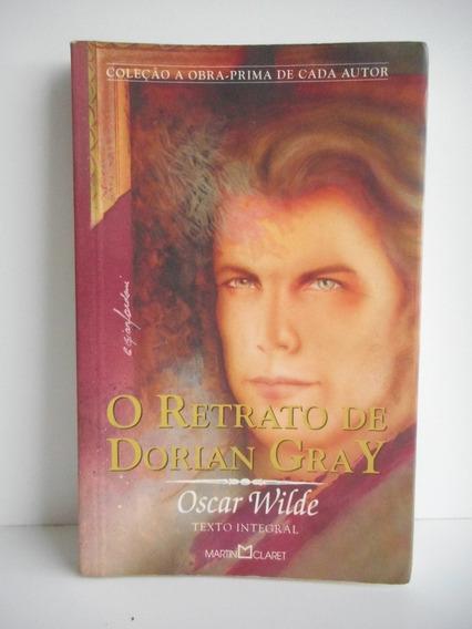 Livro O Retrato De Dorian Gray Oscar Wilde Trad P. Nassetti