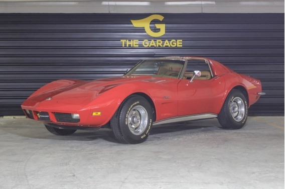1973 Chevrolet Corvette Stingray Manual