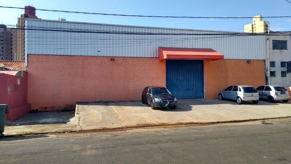 Galpão Em Vila Itapura, Campinas/sp De 440m² Para Locação R$ 7.800,00/mes - Ga230182
