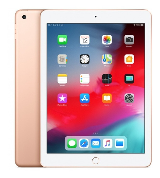 iPad New 2018 9,7 Com Pincel