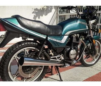 Honda Cb 450 Dx 1013