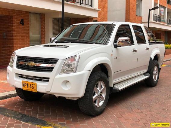 Chevrolet Luv D-max Ls 4x4 3000cc Tdi Mt Aa Ab Abs