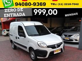 Renault Kangoo Express Flex 1.6 2017 Zero De Entrada