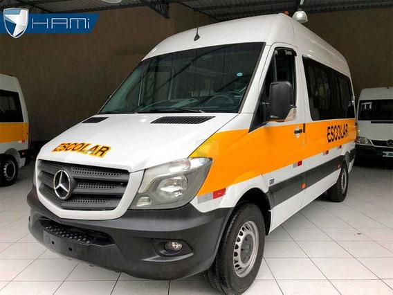 Mercedes-benz Sprinter 415 Escolar Longo Teto Alto 20l