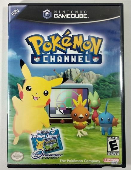 Pokemon Channel Original - Game Cube