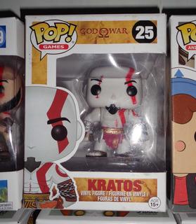 Simil Funko Pop Kratos God Of War Articulado En Caja Z/ Sur