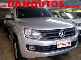 Amarok 2.0 Trendline 4x4 Cd Turbo Manual Diesel 2012
