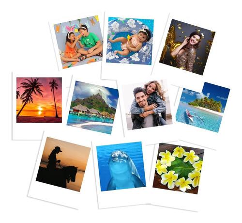 Revelação De 10 Fotos No Estilo Polaroid